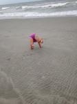 Handstand attempt!