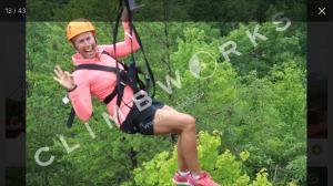laura climbing