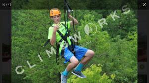 ryan climbing